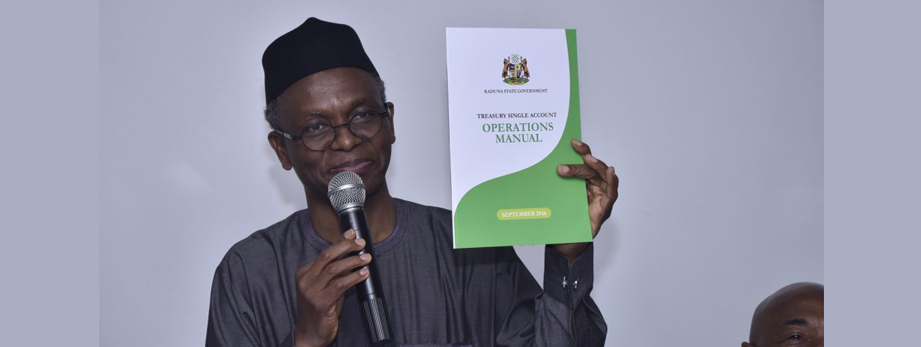 Kaduna releases 2016 Audited Accounts